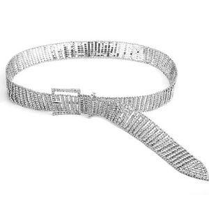 ultrachicfashion.com Accessories - Sparkling Crystal Belt